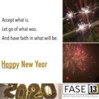 FASE13 gelukkig nieuwjaar 2020