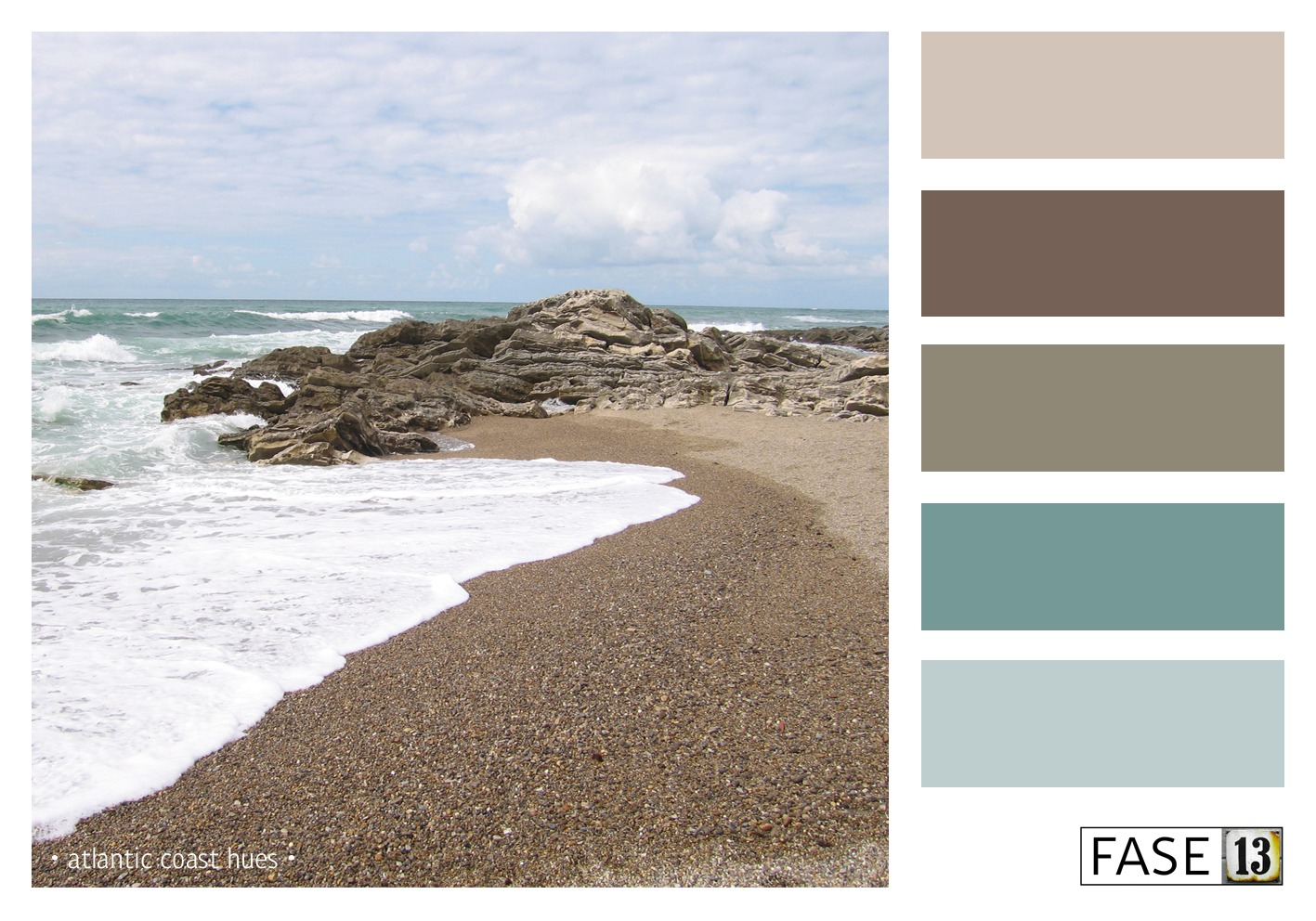 colourinspiration kleurinspiratie ~ atlanticcoast-hues - by FASE13 ...